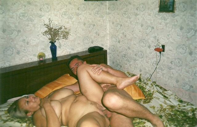Рабочие ротки обрабатывают мужские стволы