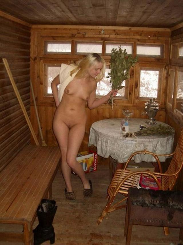 Русские бабы изголодались по сексу